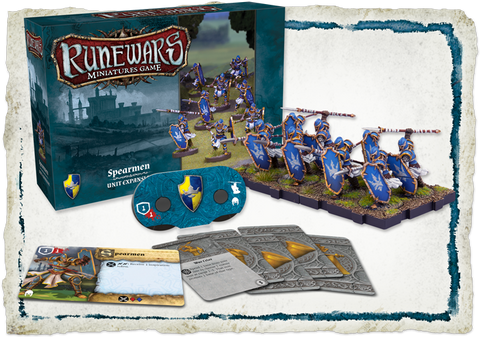 SPEARMEN - Expansion Pack