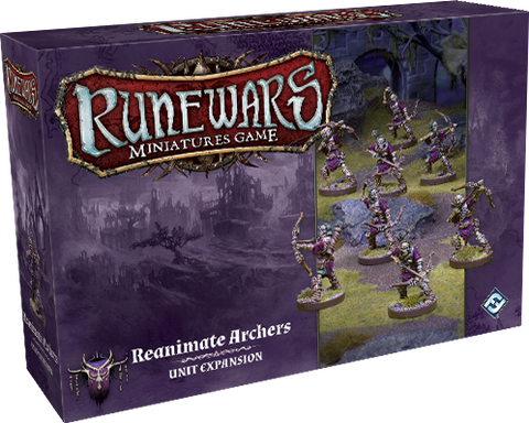 REANIMATE ARCHERS - Expansion Pack