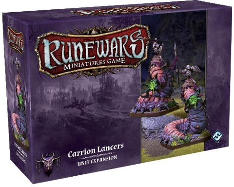 CARRION LANCERS - Expansion Pack