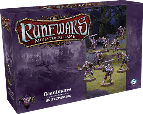 REANIMATES - Expansion Pack