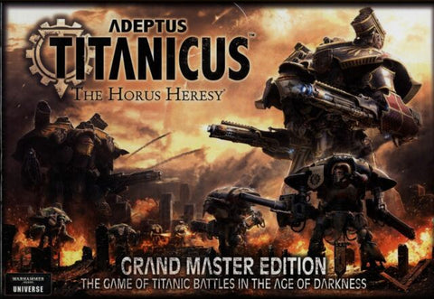 ADEPTUS TITANICUS - GRAND MASTER Collection