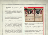 Bushido: Risen Sun Rule book