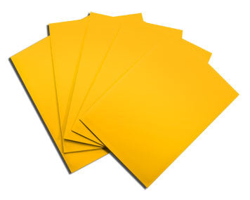 Dragon Shield Sleeves Yellow (50)