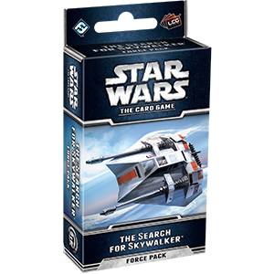 SEARCH FOR SKYWALKER - Force Pack