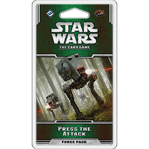 PRESS THE ATTACK - Force Pack