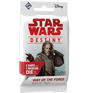 WAY OF THE FORCE -  Star Wars destiny Booster