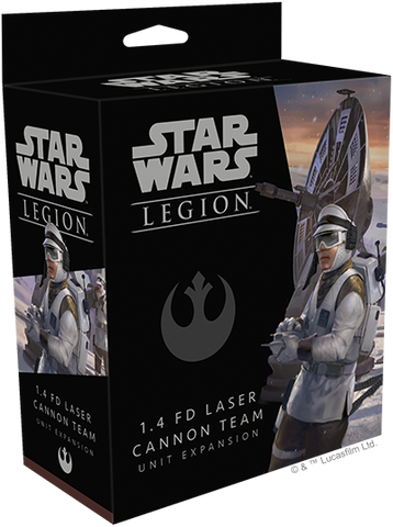 1.4 FD LASER CANNON TEAM Unit Expansion