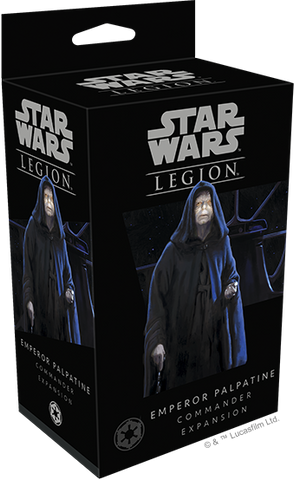 EMPEROR PALPATINE Commander Expansion