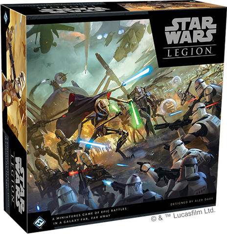 Legion Clone Wars Core Set