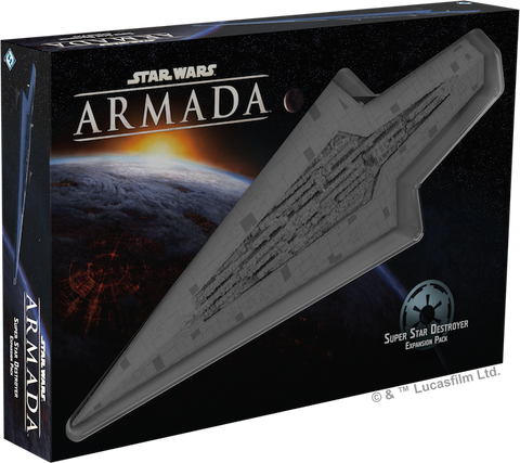 Super Star Star Destroyer - Expansion Pack