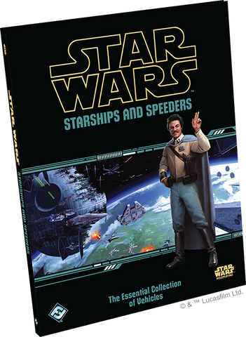 STARSHIPS AND SPEEDERS: Sourcebook