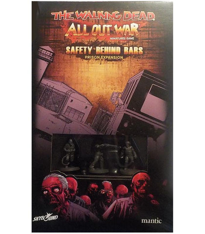 SAFETY BEHIND BARS - Expansion
