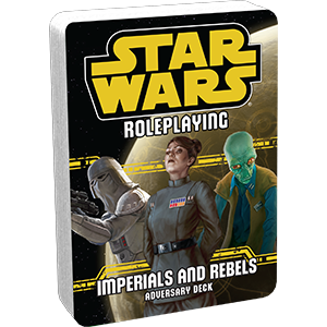 IMPERIALS AND REBELS - Adversary Pack