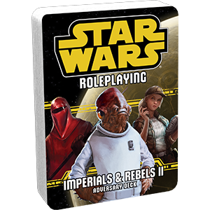 IMPERIALS AND REBELS II - Adversary Pack