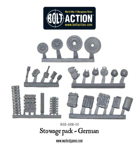 STOWAGE PACK - German
