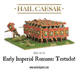 CAESAR'S LEGIONS - Early Imperial Romans: Testudo
