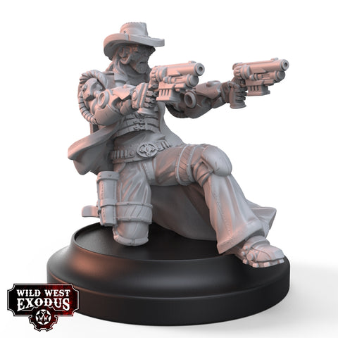 WILD WEST EXODUS: Gunfight at Red Oak