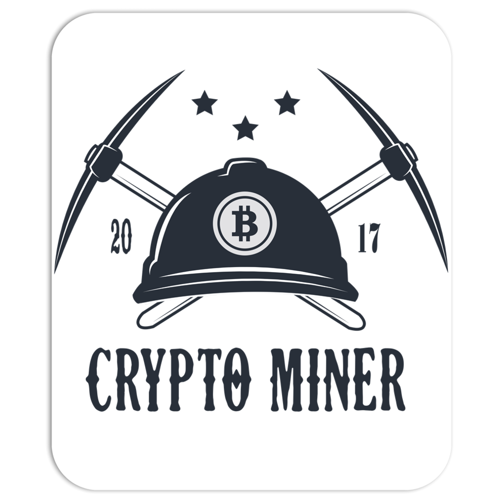 Crypto Miner Mousepad
