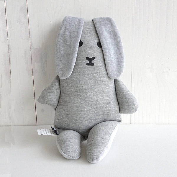 Cuddle Flap the rabbit grey