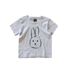 Baby T-shirt Flap lightgrey