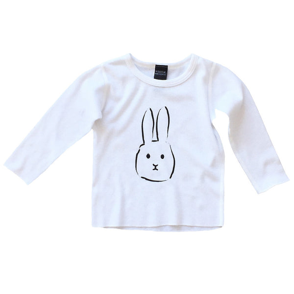 Baby T-shirt Flap long sleeves