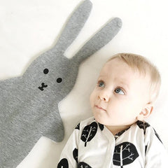 Cute cuddly Flap the Rabbit