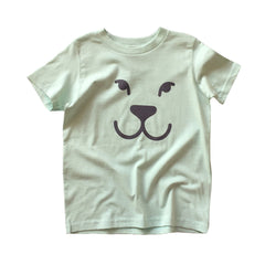 Kids T-shirt Smile Lucky
