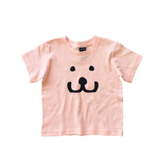 Baby T-shirt Smile dusty peach