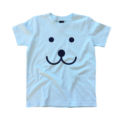 Kids T-shirt Smile lightblue