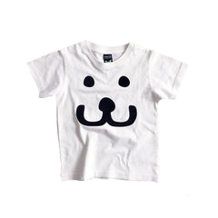 Baby T-shirt Smile white