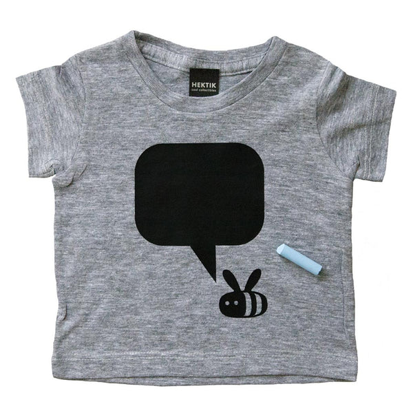 Chalkboard T-shirt for Kids