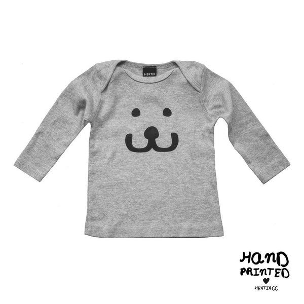 Baby T-shirt Smile with Brom