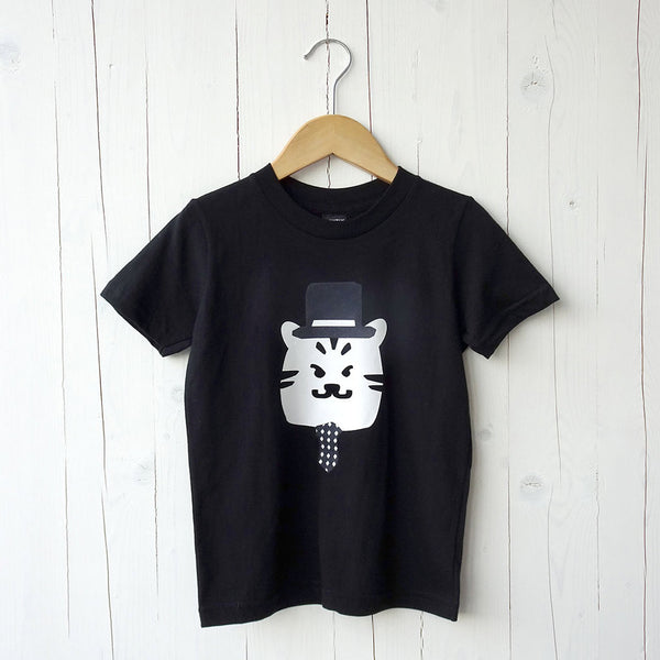 Kids T-shirt Monsieur Lucky