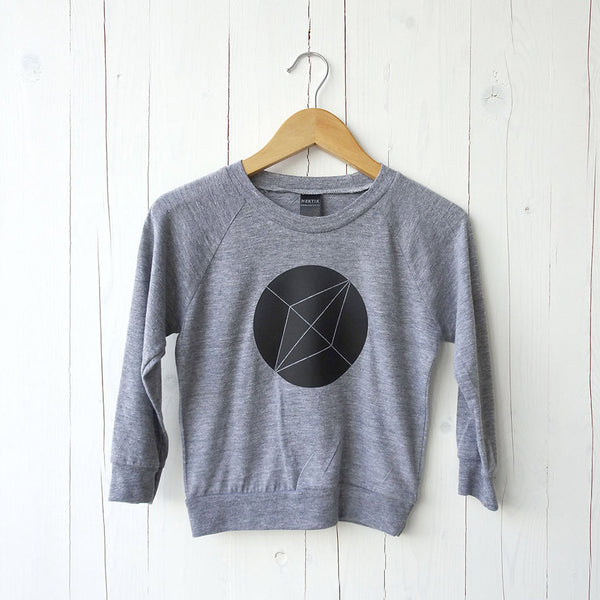 Thin Kids Sweater tangram