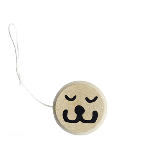 Wooden Yoyo Smile of Brom