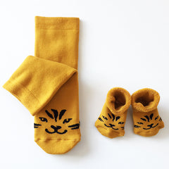 Set socks Lucky the Tiger