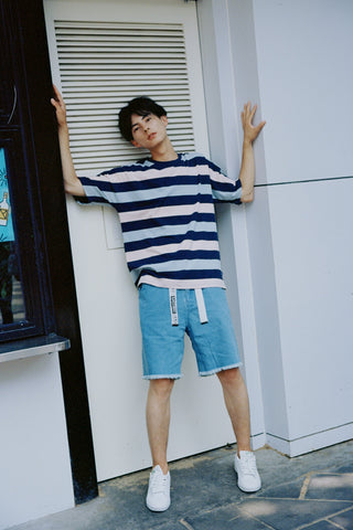 JN90808  Denim Shorts