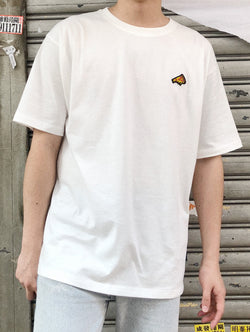 T908 Embroidered Tee (男女同款)