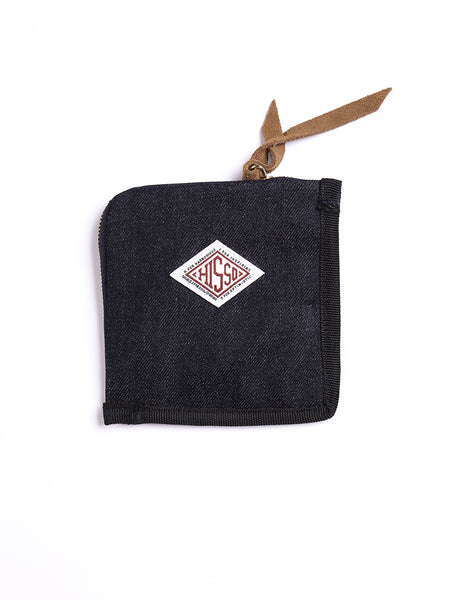 BG80408  Denim Coin Purse