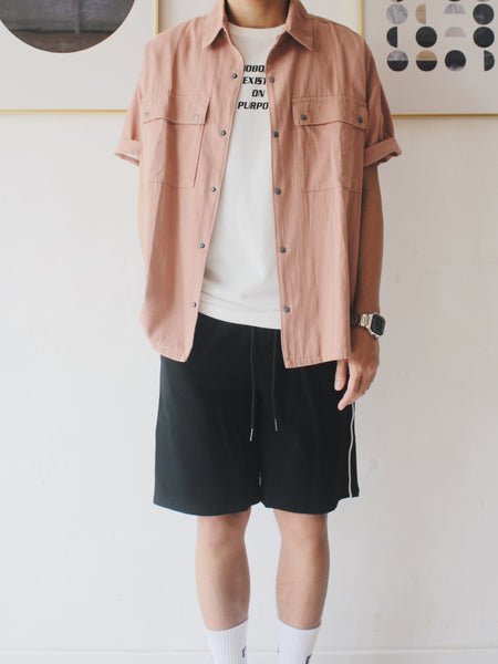 Essenso PT1012  Cotton Shorts  (網店限定優惠)