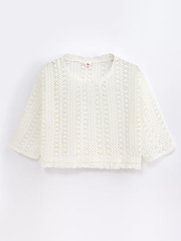 F17100610  Lace Top
