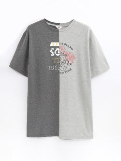 F17101306  Patchwork Tee