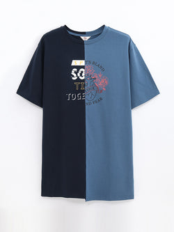 F17101357  Patchwork Tee
