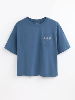 F17101456  Embroidered Tee
