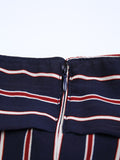 F17700857  Striped Skirt