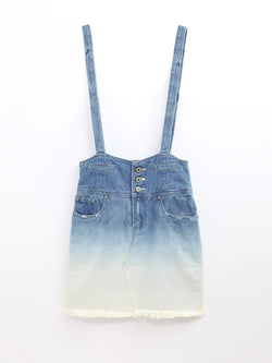 F1770707  Denim Skirt