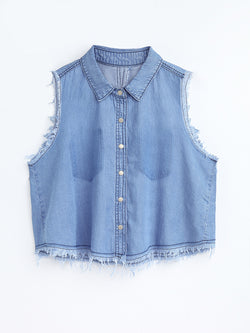 F17910107  Denim Shirt