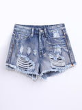 F17930208  Denim Shorts