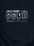 "F183062 Sweatshirt ""Couple Guidance"""
