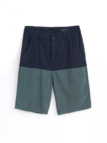 PT80437  Two-tone Shorts